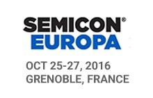 SEMICON EUROPE SHOW - 25th to 27th of October