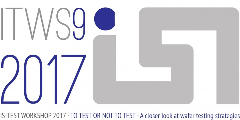 IS-Test Workshop will take place next week, May 15th and 16th