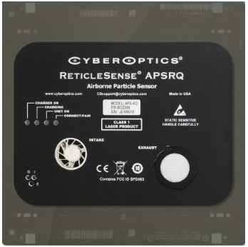 *NEW* ReticleSense APSRQ from CyberOptics released