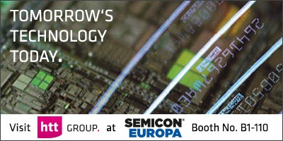 visit us at Semicon Europa Show in Munich